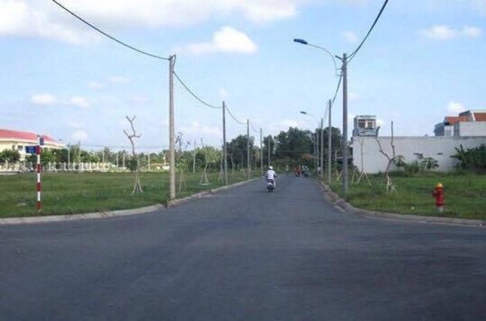 5 lô đất, 100m2, đường Nguyễn Duy Trinh, Quận 2, có sổ riêng