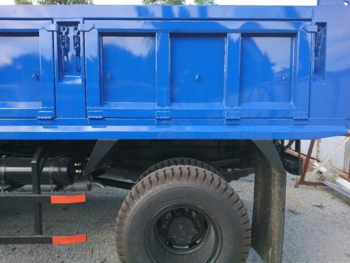 Mua xe Ben từ 2,5 tấn đến 9 tấn tại Bà Rịa Vũng Tàu - mua xe ben trả góp, giá tốt, chở cát đá xi măng 3
