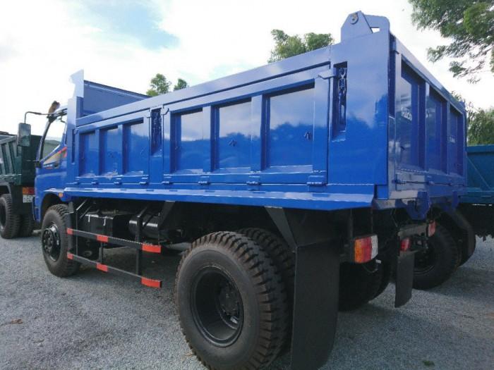 Mua xe Ben từ 2,5 tấn đến 9 tấn tại Bà Rịa Vũng Tàu - mua xe ben trả góp, giá tốt, chở cát đá xi măng 2