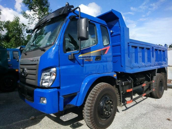 Mua xe Ben từ 2,5 tấn đến 9 tấn tại Bà Rịa Vũng Tàu - mua xe ben trả góp, giá tốt, chở cát đá xi măng 1