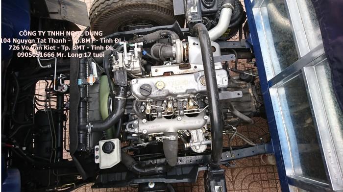 Hyundai HD120S/Hyundai nâng tải 8t