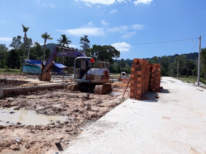 Đất Phú Quốc đầu tư sinh lời cao , tiện kinh doanh , nghỉ dưỡng