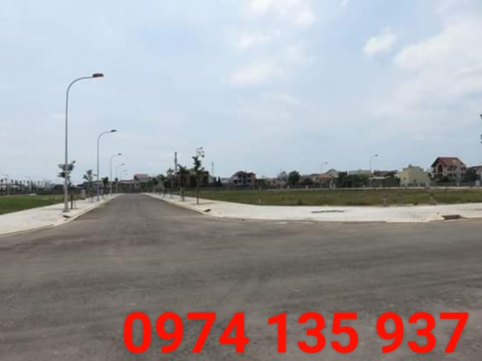 Bán đất mặt tiền Quốc lộ 50, gần cầu ông Thìn, 420 triệu