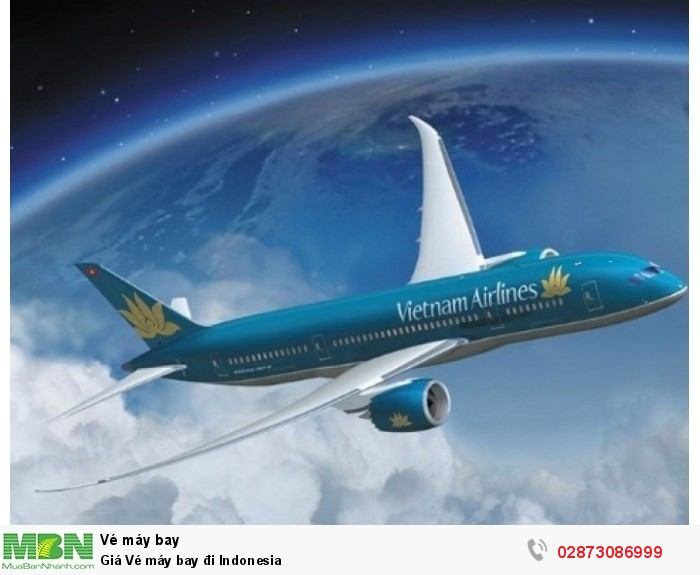 Giá Vé máy bay đi Indonesia