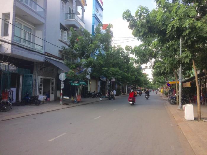 Bán Nhà 2 Mặt Tiền Đường Phạm Văn Bạch, Phường 12, quận Gò Vấp, 9,8 x 31m, cấp 4