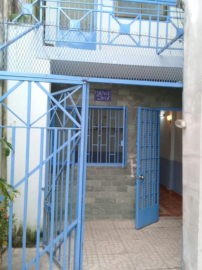 Bán Nhà Hẻm 343 Nguyễn Văn Công, phường 3, quận Gò Vấp, 3,7 x 9m, 1 Trệt + 1 Lầu, giá 2,2 tỷ