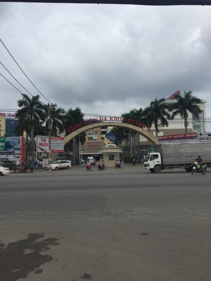Đất nền KCN Tân Phú Trung chỉ 5tr5/m2
