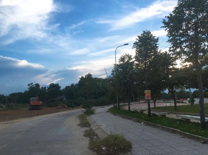 Cần bán lô đất 2 mặt tiền Văn Tiến Dũng, Hòa Xuân, Đà Nẵng.