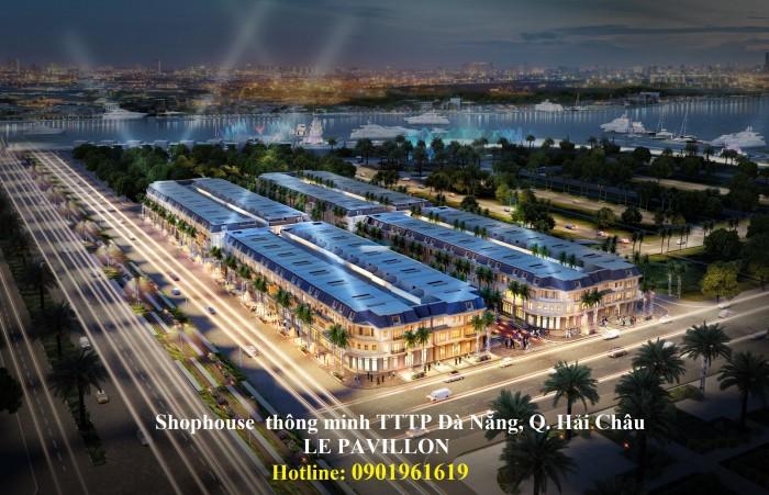 12/11 KS Melia Hà Nội, ĐXMT giới thiệu cơ hội đầu tư đất nền ven biển Đà Nẵng và Shophouse kinh doanh.