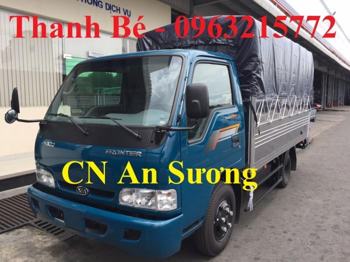 Xe tải nhẹ KIA K165 2tấn3 vào thành phố,giao xe nhanh,đời 2017 1