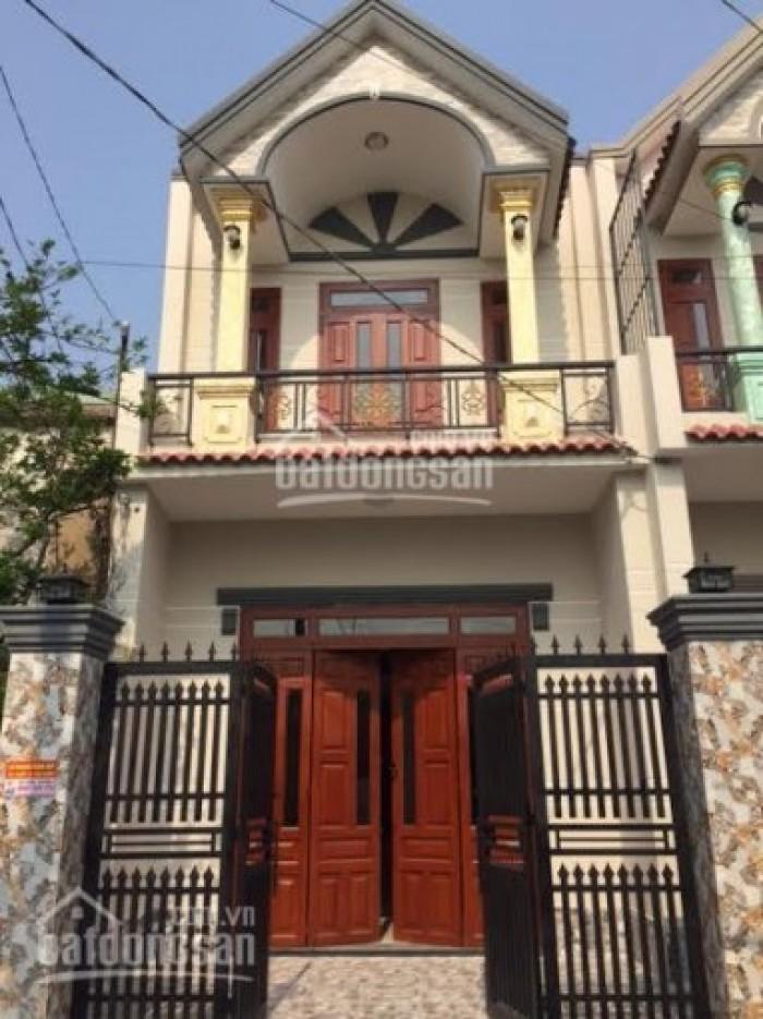 Nhà tại Hóc Môn 100m2 chính chủ