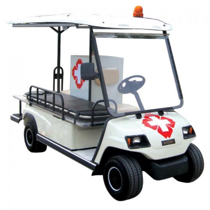 Xe điện cứu thương