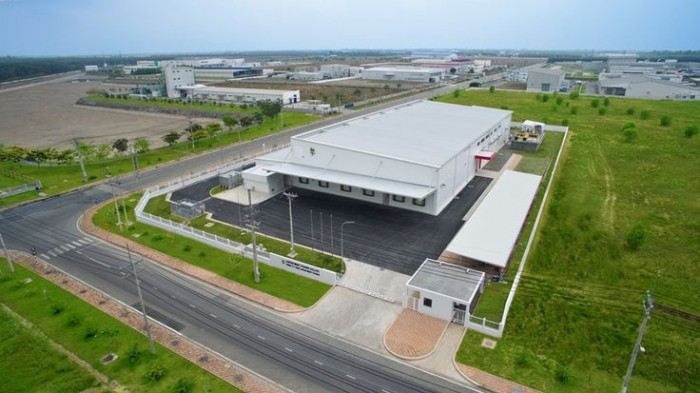 Bán nhà xưởng khu CN Quang Minh Mê Linh Hà Nội 7200m2 khuôn viên 1,4ha