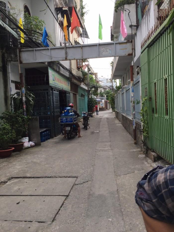 Bán gấp nhà HXH Phan Văn Trị, BT. Gía tốt đầu tư, mua nhà có ngay thu nhập