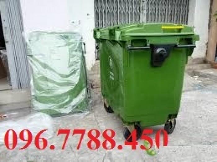 Bán xe gom rác-xe rác công nghiệp-xe rác môi trường đô thị.