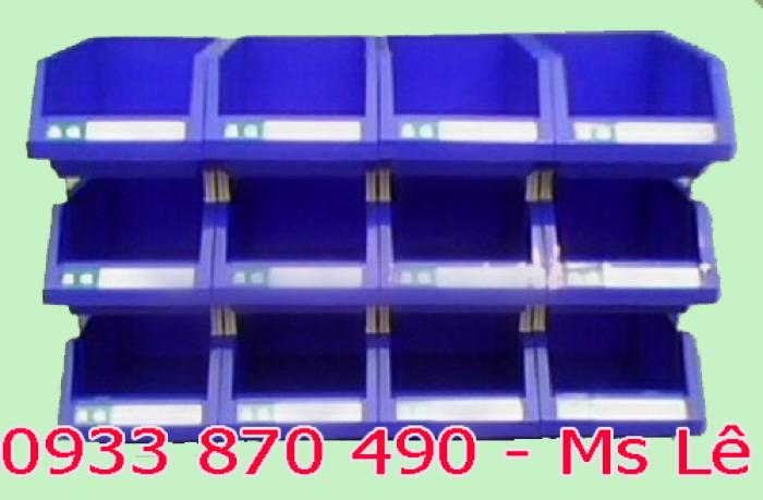 Kệ đựng dụng cụ nhiều kích cỡ, khay đựng ốc vít, linh kiện, kệ nhựa ráp tầng giá rẻ tại tphcm