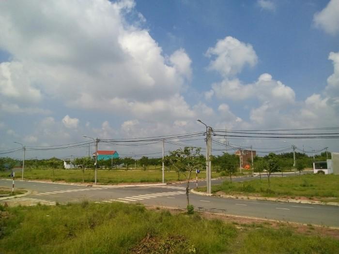 Đất nền KDC mới Bình Chánh MT đường Đinh Đức Thiện