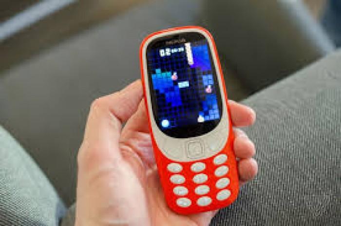 Nokia 3330 2017 Sự đột phá mang lại người dùng cảm giác tuyệt vời, sự thay đổi xưa và nay một diện mạo mới chất lượng tốt hơn giá thành ổn định.