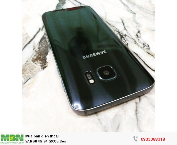 SAMSUNG S7 G930u đen