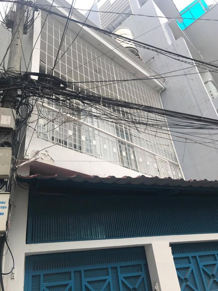 Bán Nhà Huỳnh Văn Bánh, Dt 30m2