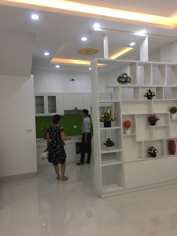 Nhà 4 tầng, 40 m2 cạnh chung cư Rainbow Văn Quán Hà Đông