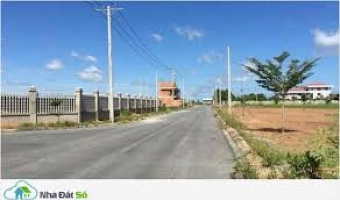 Đất xây biệt thự View sông, MT Dương Đình Cúc, 5x20m, SHR.