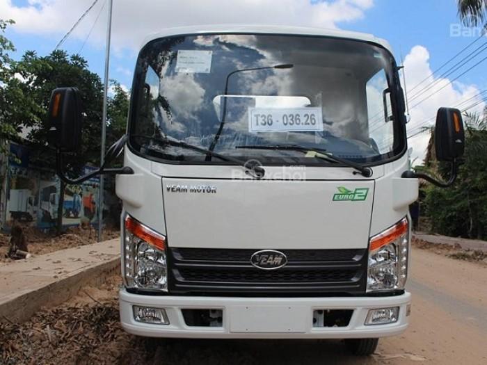Xe tải VEAM VT150 - 1.5 Tấn Thùng Kín 1