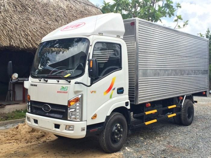 Xe tải VEAM VT150 - 1.5 Tấn Thùng Kín