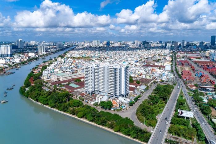 Chính chủ bán lại căn Riva Park 80.88m2 căn số 8 tầng cao view