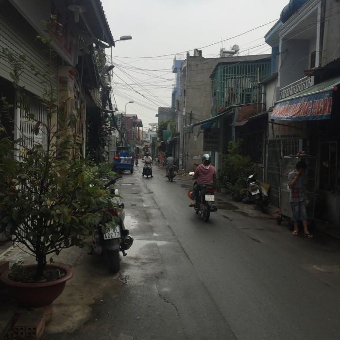Cho Thuê Nhà 129/49 Đường Liên Khu 5-6 –Q.Bình Tân