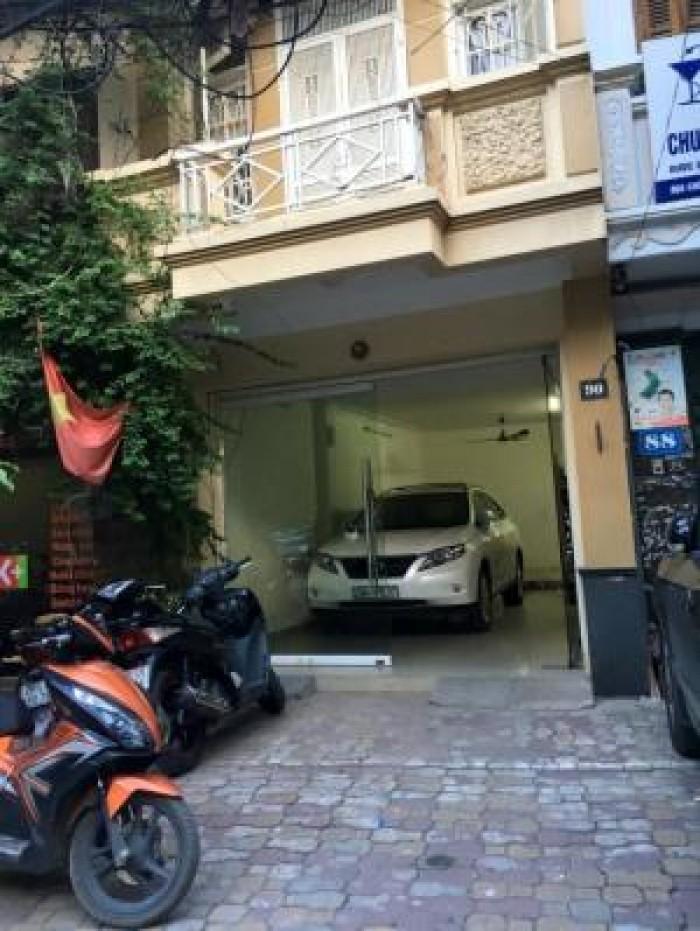 Nhà phố Tạ Quang Bửu 80m2, 4T, KD sầm uất, giá 7.6 tỷ