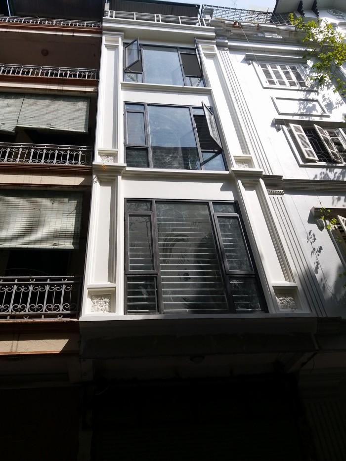 Bán nhà Đỗ Quang 40m2x 5 tầng, mt4m, ô tô tránh, Gara, cho thuê KD