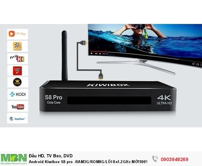 Hỗ trợ định dạng Video cao cấp : Iso 3D, 4K UltraHD, H.265 HEVC, USB 2.0 x 2