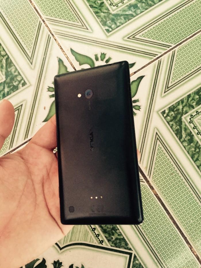 bán xác Nokia Lumina 720 liệt tý xíu cảm ứng