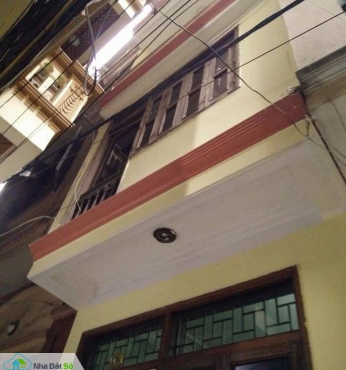 Bán nhà Nguyễn Trãi, Thanh Xuân, gần Royal City, 2 mặt thoáng. Ở+KD, 31m, 3T, 3.9m MT