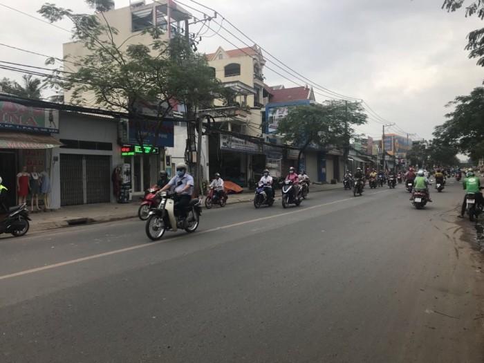Bán nhà mặt tiền đường Nguyễn Oanh, phường 17,  quận Gò Vấp, 5 x 25m, 1 Trệt + 1 Lầu, giá 9,8 tỷ