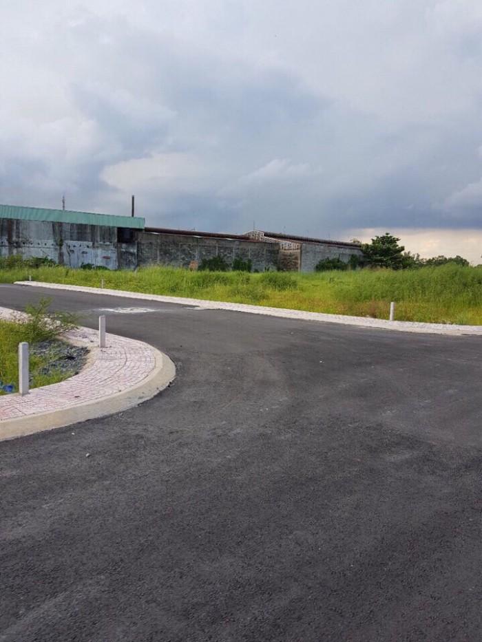 Đất Nền Khu Đô Thị Residence Tỉnh Lộ 10 Gần Cầu Xáng Mở Bán Block Mới Khu Phố Chợ