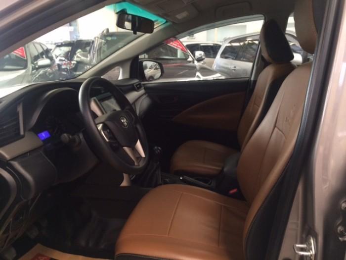 Toyota Innova E - Màu Đồng - 2017 3