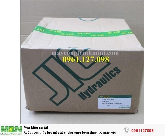 Ruột bơm máy xúc - Website: maycongtrinhmini.com