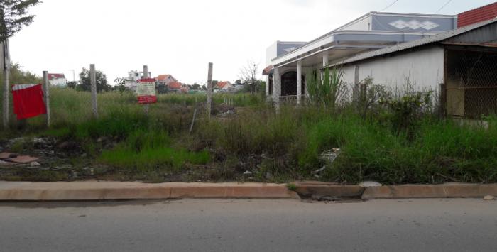 Cần vốn làm ăn bán nhanh 440m2 đất mặt tiền Nguyễn Văn Tạo, cách cầu Bà Chiêm 300m chỉ 7 tr/m2
