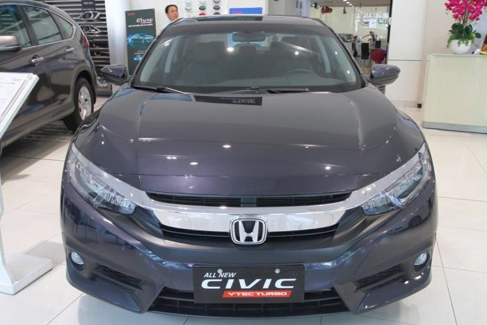 Honda Civic 1.5 Turbo 2017 giá mềm ưu đãi 5