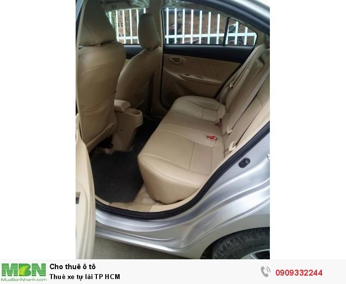 Thuê xe tự lái TP HCM 4