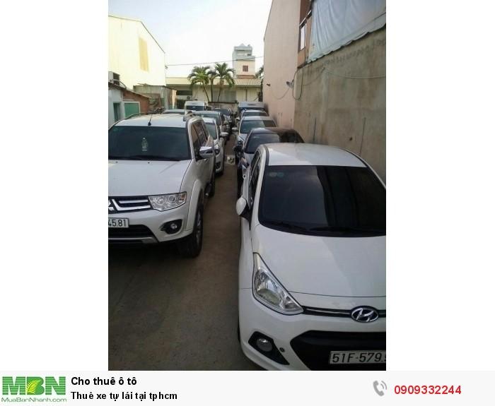 Thuê xe tự lái tại tphcm 1