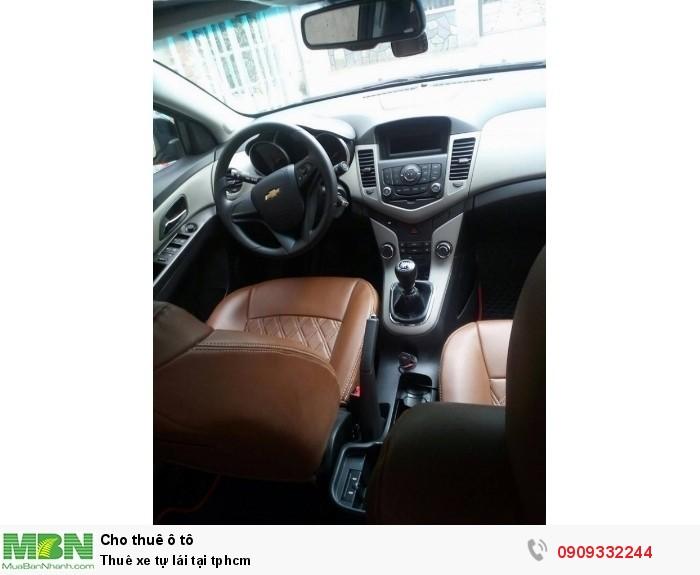 Thuê xe tự lái tại tphcm 4
