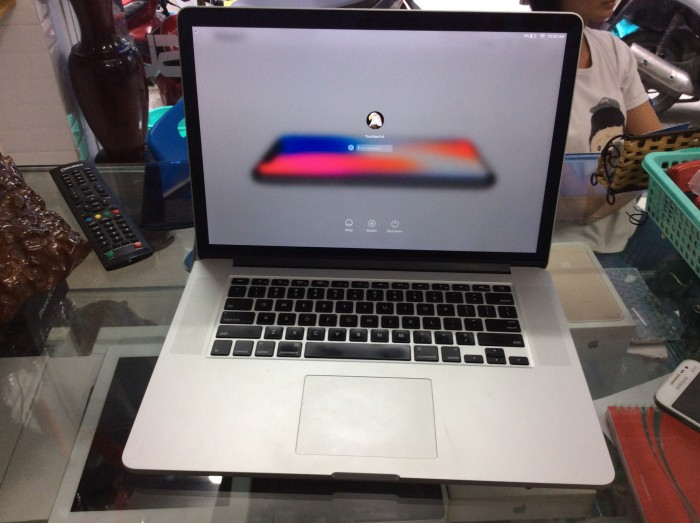 Bán Macbook Pro i7 ME293 - RAM 16GB - SSD512 - GT750m3
