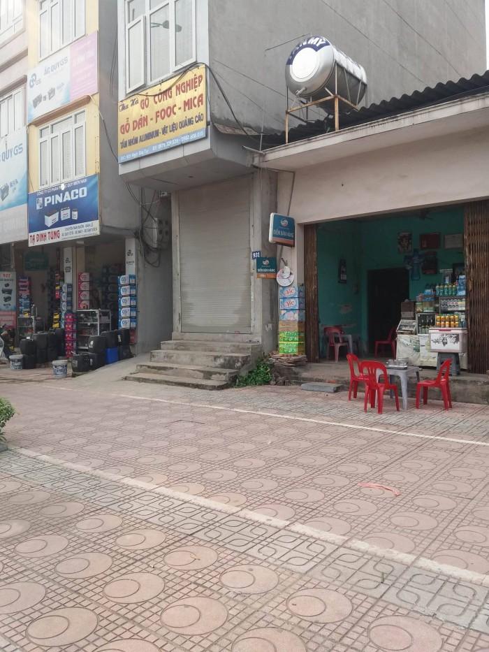Bán đất ngay mặt phố Ngô Gia Tự,Long Biên, diện tích 61,8m giá chỉ 6 tỷ
