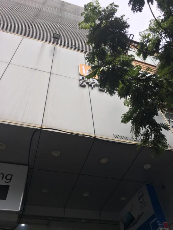 Bán tòa nhà Phố Huế, Bạch Mai - Tổ hợp dịch vụ đa năng 9 tầng xây mới 206m2 - MT 6.5m