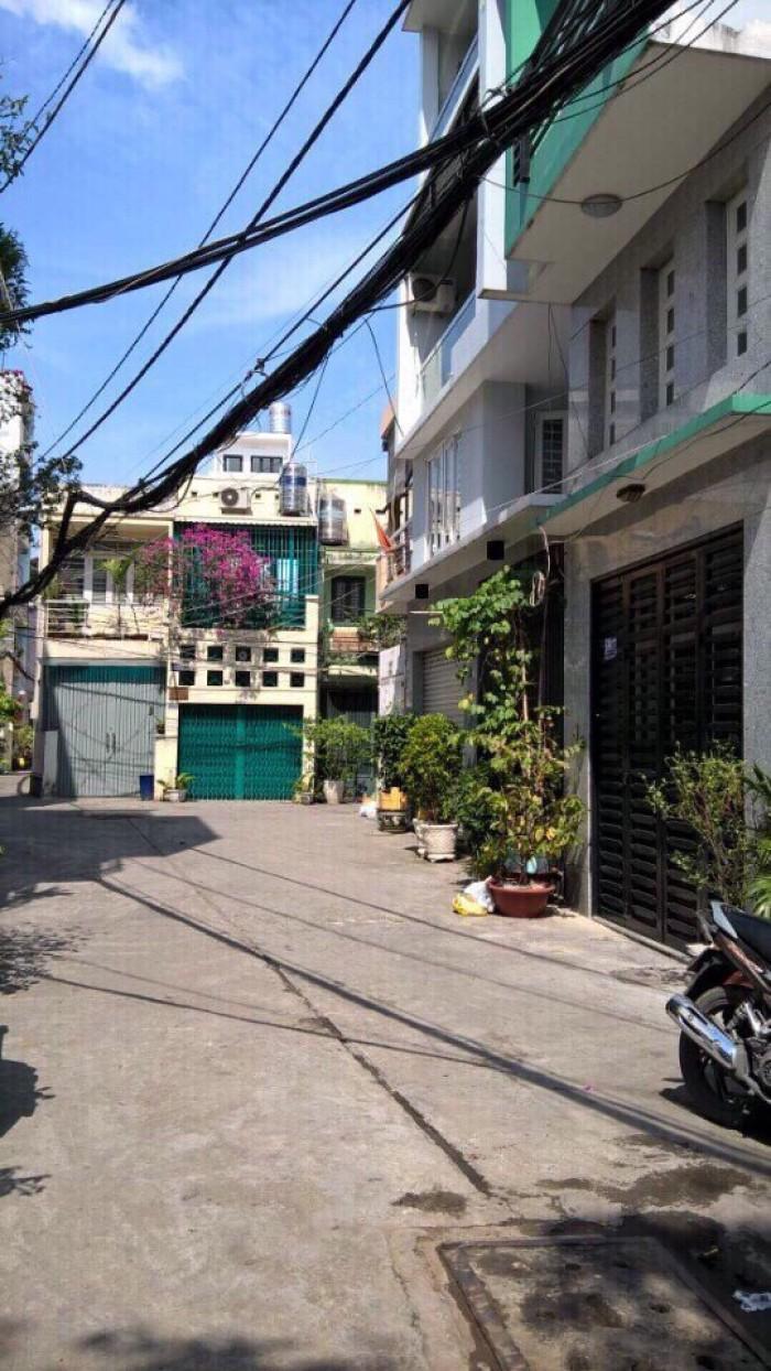 Bán lô đất thổ cư hẻm 3.5m đường Nguyễn Xí, P.26, Q. Bình Thạnh, 6x12, giá 3.75 tỷ