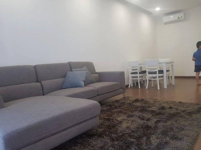 Cho thuê CHCC  Five Star Garden số 2 Kim Giang, Thanh Xuân,HN.2 phòng ngủ, 72m2, full nội thất