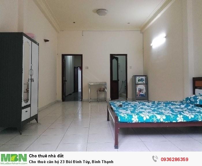 Cho thuê căn hộ 23 Bùi Đình Túy, Bình Thạnh